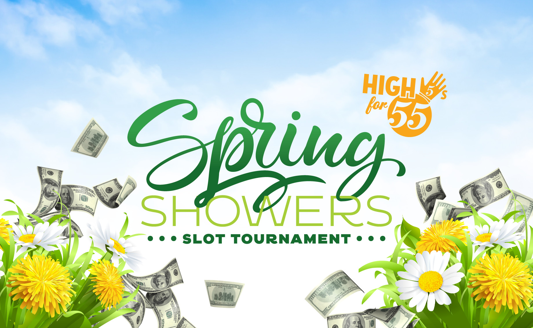 High 5s Spring Showers