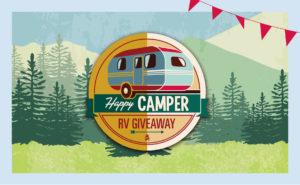 Happy Camper RV Giveaway