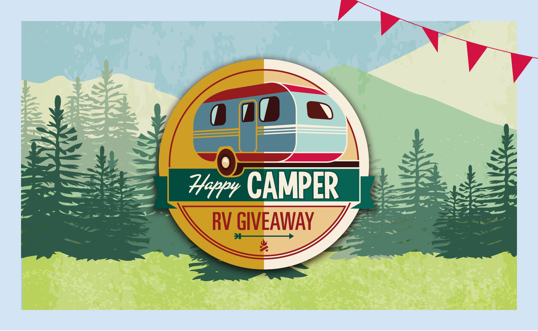 Happy Camper RV Giveaway